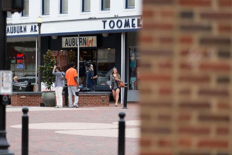 downtown Auburn AL propsal