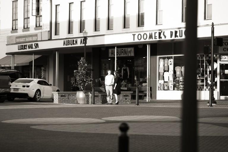 toomer's corner proposal auburn