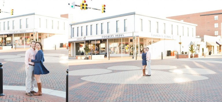 toomer's corner intersection engagement