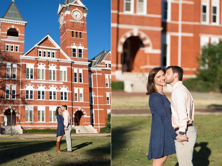 auburn university engagement