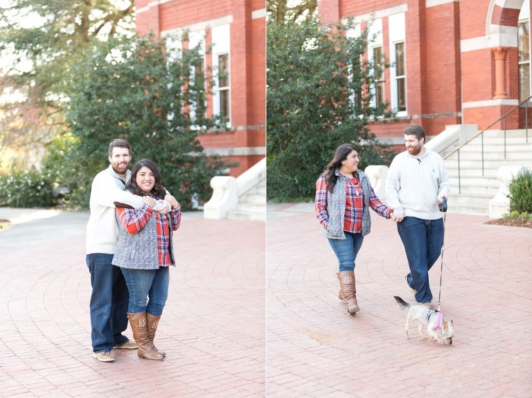 auburn engagement photographer