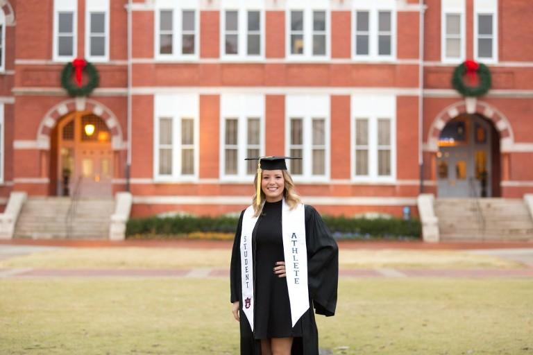 samford hall graduation