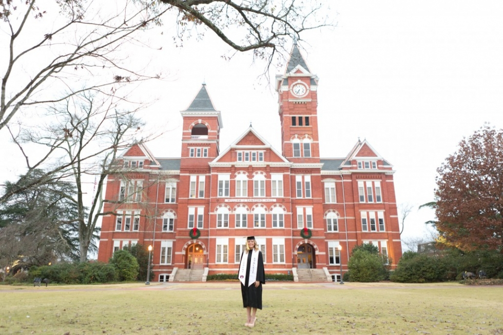 Auburn University Graduation Session Katie 187 Paula Davis