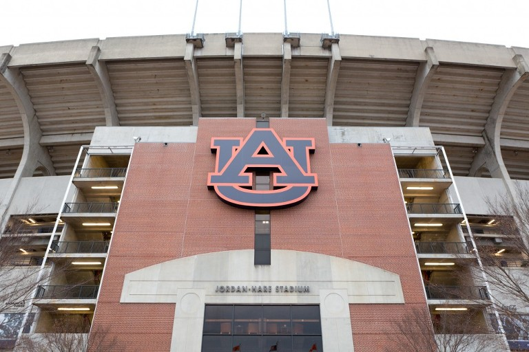 jordan hare stadium wedding