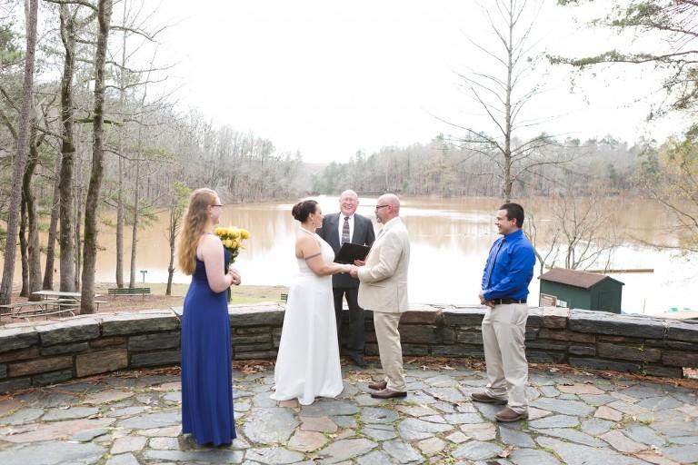 chewacla state park wedding