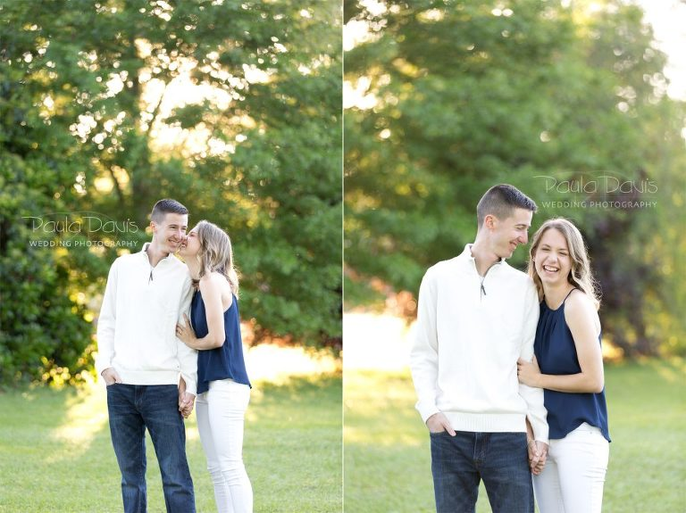 neutral engagement session clothing