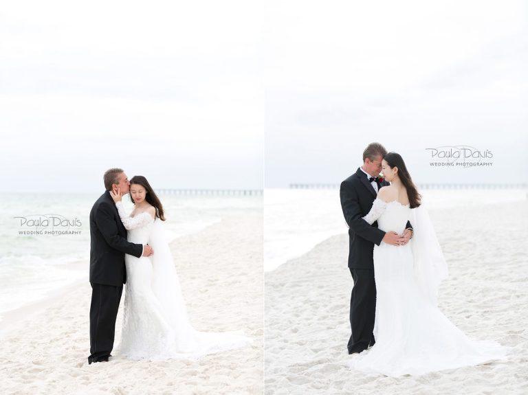 panama city beach wedding