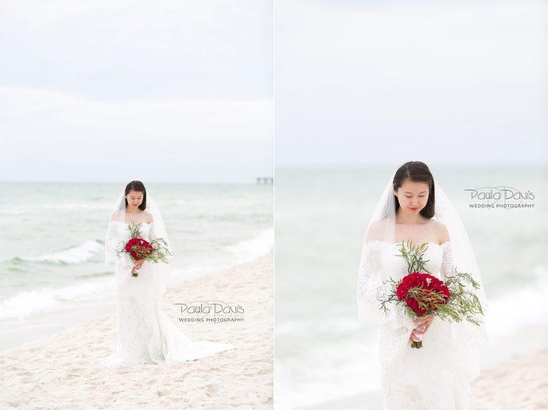 bride panama city beach