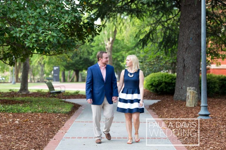 engagement session auburn university