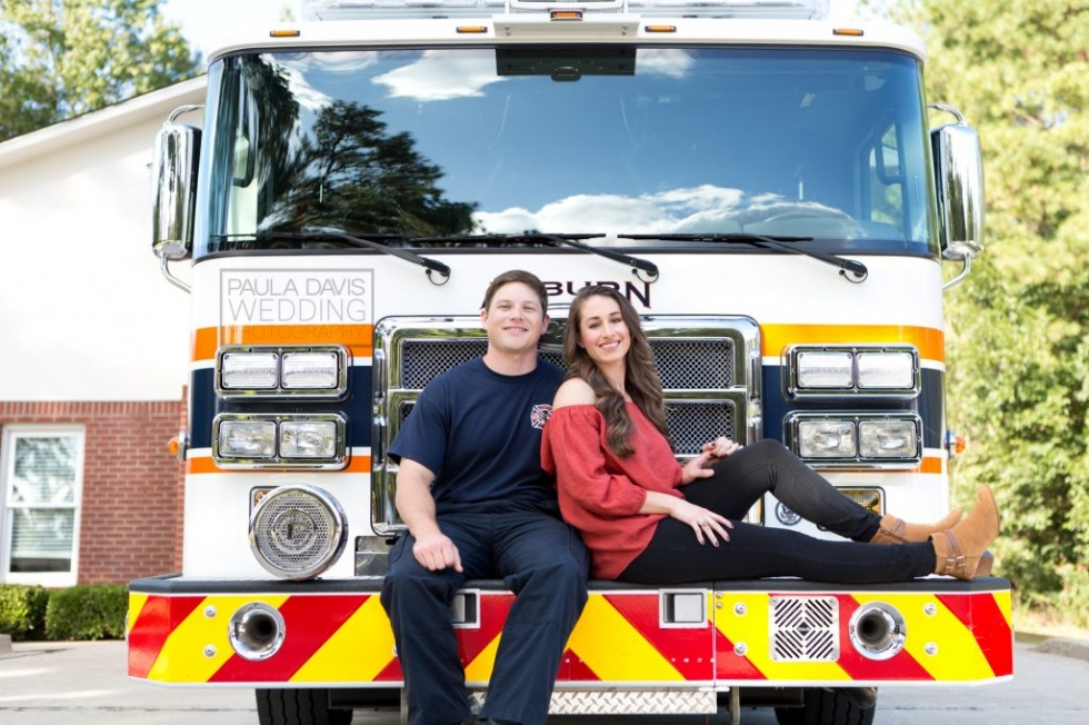 fire department engagement session