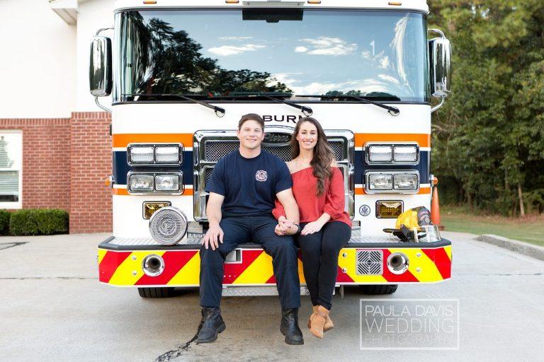 auburn fire department engagement