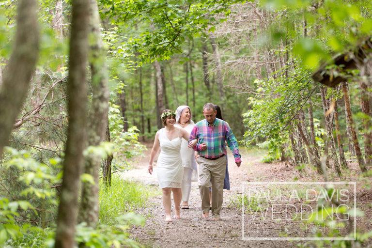 fall creek falls wedding