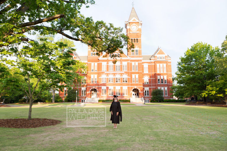 auburn graduation session